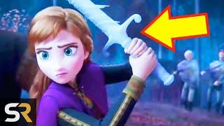 Here's What Will Happen In Frozen 2