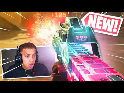 the NEW TOY GUN in Warzone! 🔫 (Modern Warfare Warzone)