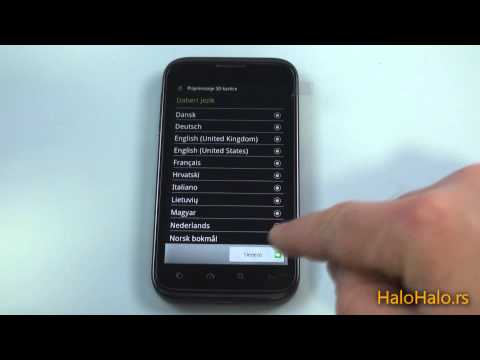 Alcatel OT 995 - Telenor Smart HD hard reset