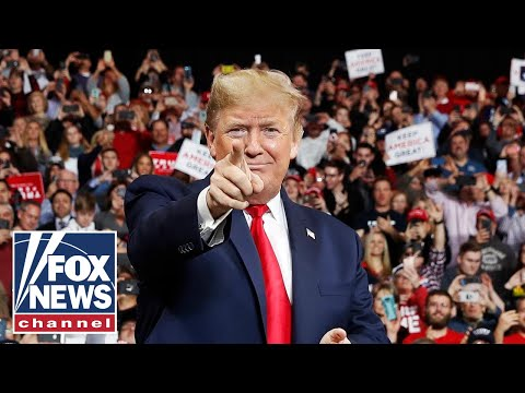 Trump holds 'Great American Comeback' event in North Carolina