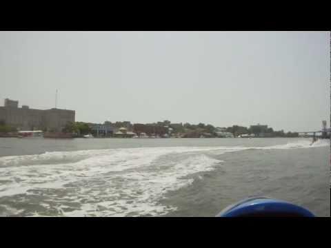 Jet Skiing Cape Fear River 7-4-11 (djcreations)