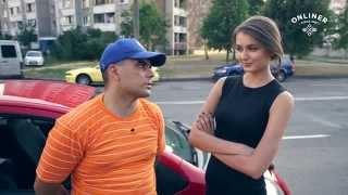Девушка за рулем: учим парковаться (выпуск 3)