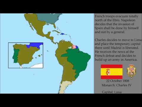 What if the Spanish Empire survived? Part 1