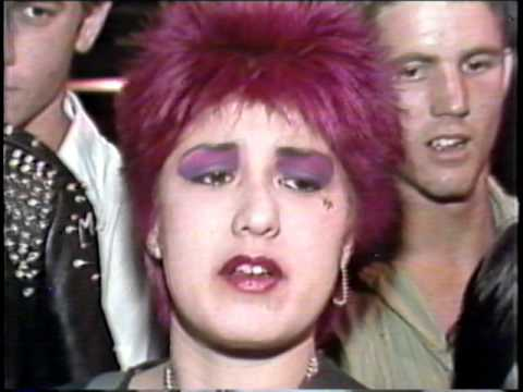 Parents and Punkers from Eye on LA & LA Today TV s 1983