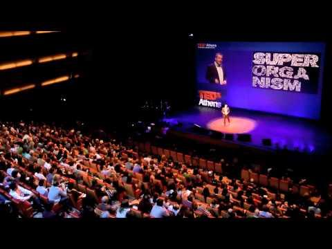 TEDxAthens 2011 - Nikolas Mavridis - A Thousand Eyes, a Thousand Hands