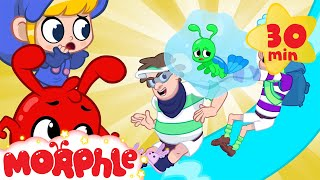The Water Bandits steal Nully! - Mila and Morphle | BRAND NEW | Cartoons for Kids | Morphle TV