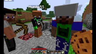 Minecraft Lost World: Серия 7 - Snikers,часть1