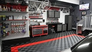 wie organisieren die garage ideen youtube. Black Bedroom Furniture Sets. Home Design Ideas
