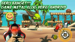 metal slug versi android (bombastic brother) gameplay
