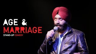 Age and Marriage | Stand-Up Comedy by Vikramjit Singh