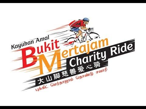 Bukit Mertajam Charity Ride 2015
