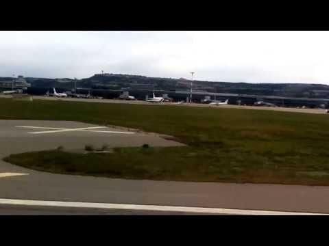 Marseille landing