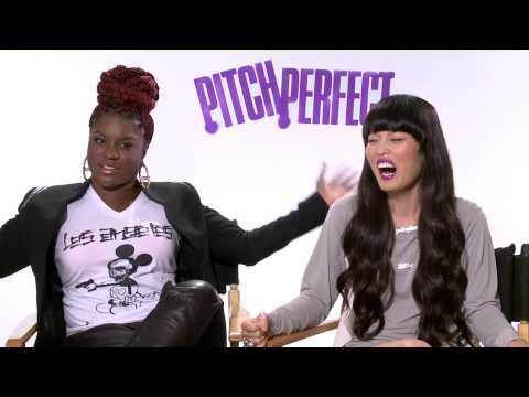 """Pitch Perfect"" Ester Dean & Hana Mae Lee Interview"