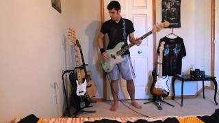 Blink-182 - The Rock Show (Bass Cover)