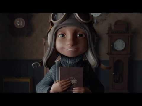 "CGI Animated Short Film : ""FIXER"""