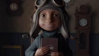 cgi animated short film fixer