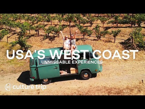 7 Unmissable Experiences Along the USA's West Coast
