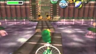 Let's Play The Legend of Zelda Majora's Mask - Episode 8 Deku Palace Flying Win