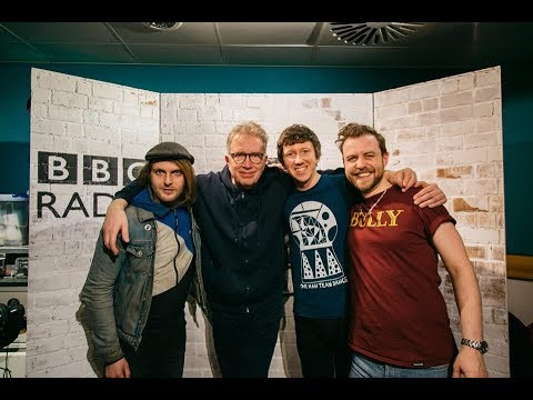Austerity  in Session  Tom Robinson Show  BBC Radio 6 Music