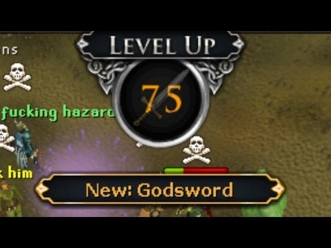 Runescape Tim's Project - GODSWORD - PKING - UPDATES!