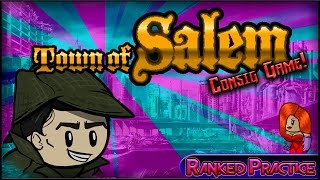 Town of Salem (Consig Game) | THE IMPOSSIBLE INVEST! (Ranked Practice) w/ Miss Medi