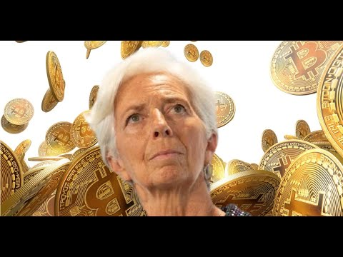 Leaked Video: ECB President Christine Lagarde Asked Will Central Banks Hodl Bitcoin - Feb 10th 2021