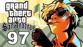Grand Theft Auto San Andreas Gameplay / SSoHThrough Part 97 - Big Smoke