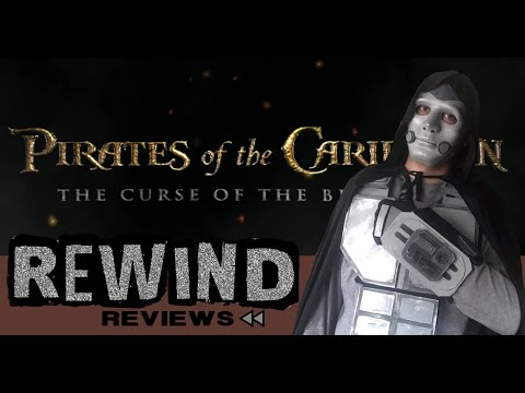 Rewind Review - Pirates Of The Caribbean : Curse of The Black Pearl (2003)