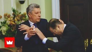 Лучшие драки украинских депутатов