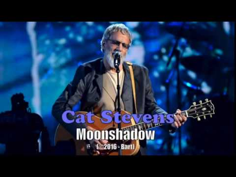 Cat Stevens - Moonshadow (Karaoke)