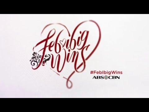 ABS-CBN: Feb-Ibig Wins this Valentine Season!