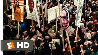 Argo - Over the Wall Scene (1/9) | Movieclips