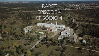 Abandoned Radio Station RARET from the Cold War period - Episode 4
