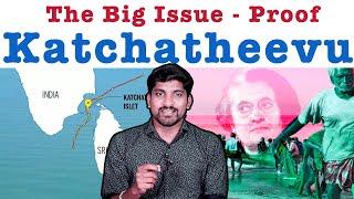 Katchatheevu Proof – Part 1 | Tamil Pokkisham | Vicky | TP