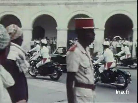 Suite voyage Pompidou à Djibouti