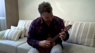 Укулеле.Гимн России.the Anthem of Russia for ukulele