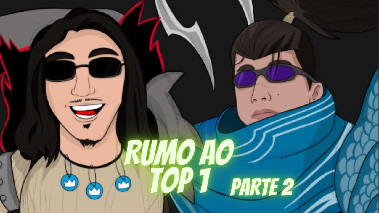 SAGA RUMO AO TOP 1 - PARTE 2 (ft. Jean Mago)