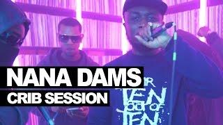 Nana Dams freestyle - Westwood Crib Session