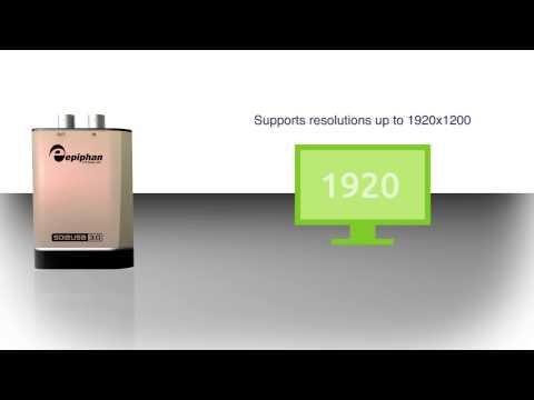 Epiphan SDI2USB 3.0 - 3G-SDI, HD-SDI, SD-SDI video capture over USB 3.0