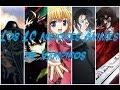 Los 10 Mejores Animes De Vampiros | #Anime2016 | Loquendo |