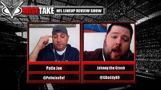 NFL Week 11 FanDuel & DraftKings Line-Up Review Show w/ @PatioJoeRef & @GDaddy80 thumbnail