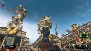 IX Zombies: How to build the shield, all parts and locations!!