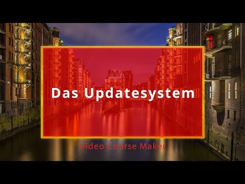 Video Course Maker – Das Updatesystem – WordPress Plugin erstellen 2017