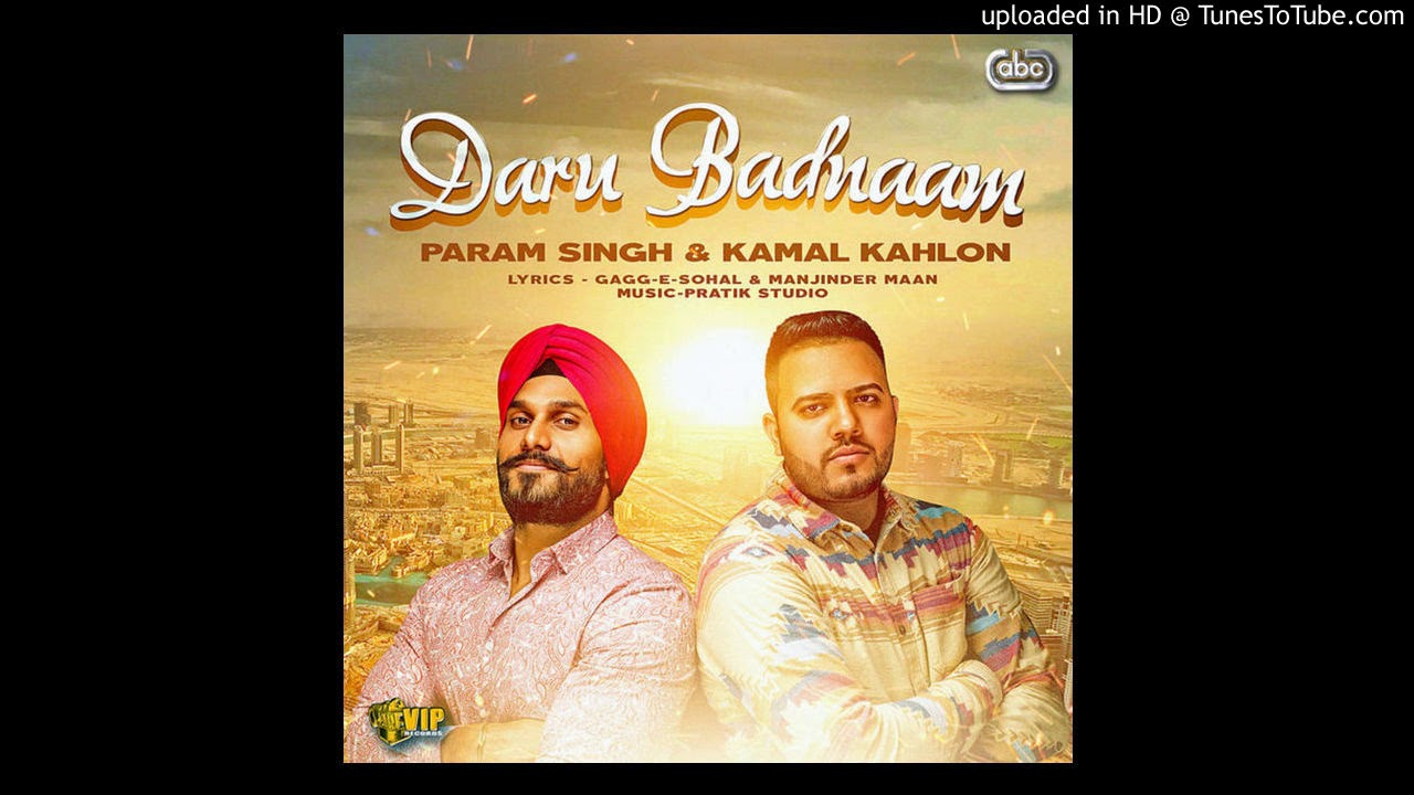 daru badnam kardi mp3 ringtone download mr jatt