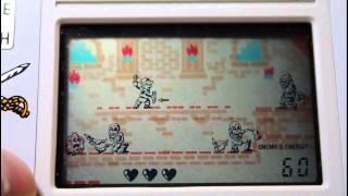 Leftover Gamer: Rarest Zelda Handheld: Zelda Game and Watch LCD!