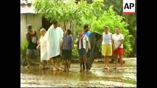 NICARAGUA: SAMARIA: FLOODING
