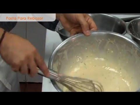 Pasta para rebozar