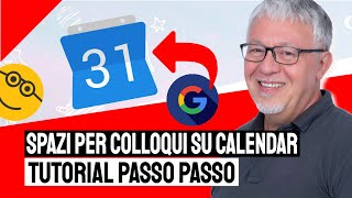 In questo tutorial passo per la prenotazione colloqui con l'insegnante, usiamo una specifica caratteristica di google calendar. farai tutto brevi pa...