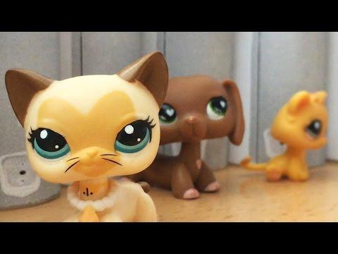 Littlest Pet Shop: Best Friends (díl #9: Angelin super den)