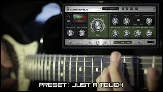 Outer Space - Guitar Demo by Davide Pepi - Tape Echo Plugin - AudioThing